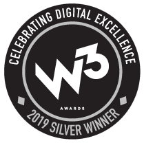 House of Potentia Wins a W3 award for website excellence